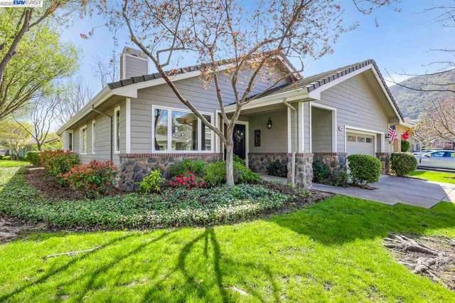 7806 Honors Ct, Pleasanton, CA 94588 (#40900080) :: Armario Venema Homes Real Estate Team