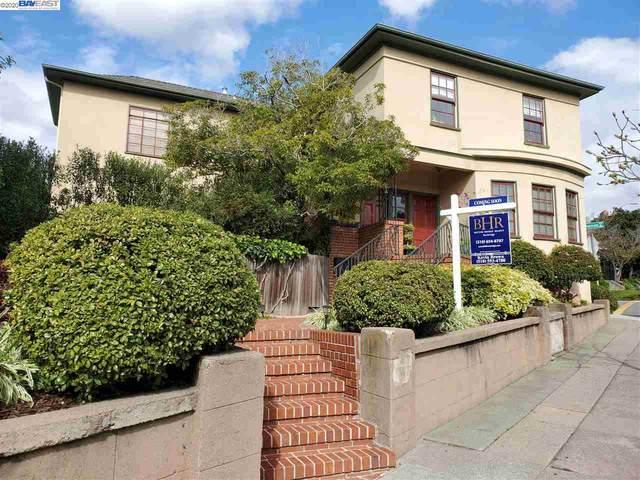 5228 Broadway Ter, Oakland, CA 94618 (#40900112) :: Armario Venema Homes Real Estate Team