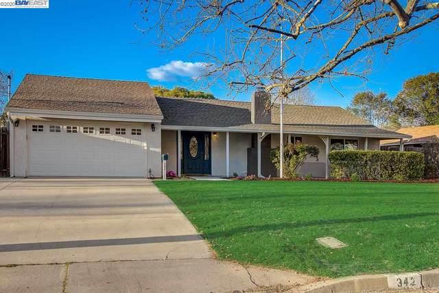 342 Maureen Ln, Pleasant Hill, CA 94523 (#40900122) :: Blue Line Property Group