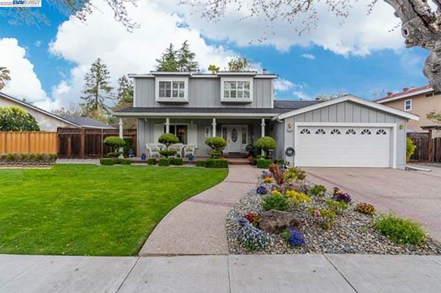 2329 Greenwood Rd, Pleasanton, CA 94566 (#40900167) :: Armario Venema Homes Real Estate Team