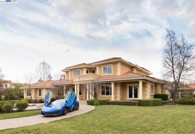 2842 W Ruby Hill Dr, Pleasanton, CA 94566 (#40900257) :: Armario Venema Homes Real Estate Team