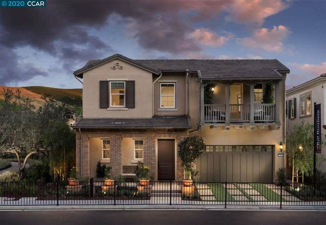 7242 Lembert Hills Drive, Dublin, CA 94568 (#40900289) :: Realty World Property Network