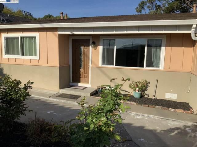 4040 Wesley Way, El Sobrante, CA 94803 (#40900309) :: Armario Venema Homes Real Estate Team