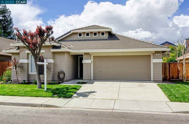 246 Trenton Cir, Pleasanton, CA 94566 (#40900324) :: The Lucas Group