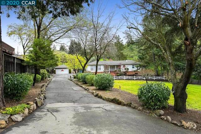 1074 Leland Drive, Lafayette, CA 94549 (#40900383) :: Realty World Property Network