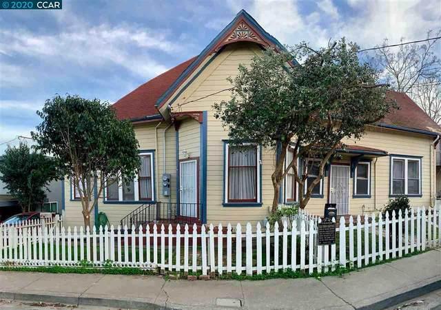 24, 26 Foster St, Martinez, CA 94553 (#40900488) :: Blue Line Property Group