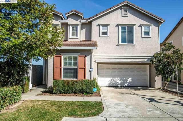 2849 Chocolate St, Pleasanton, CA 94588 (#40900522) :: Realty World Property Network