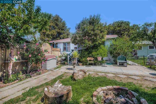 2135 Alhambra Ave, Martinez, CA 94553 (#40900535) :: Blue Line Property Group