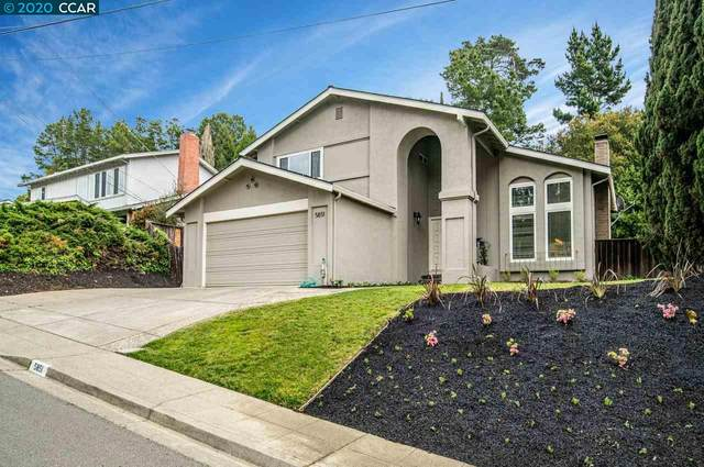 5851 Cold Water Dr, Castro Valley, CA 94552 (#40900550) :: RE/MAX Accord (DRE# 01491373)