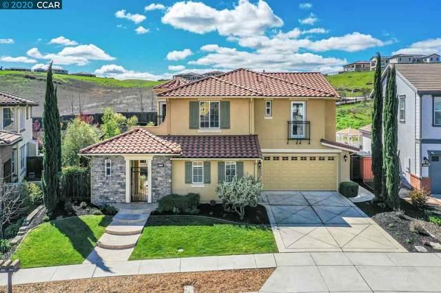3149 Griffon St, Danville, CA 94506 (#40900563) :: Realty World Property Network