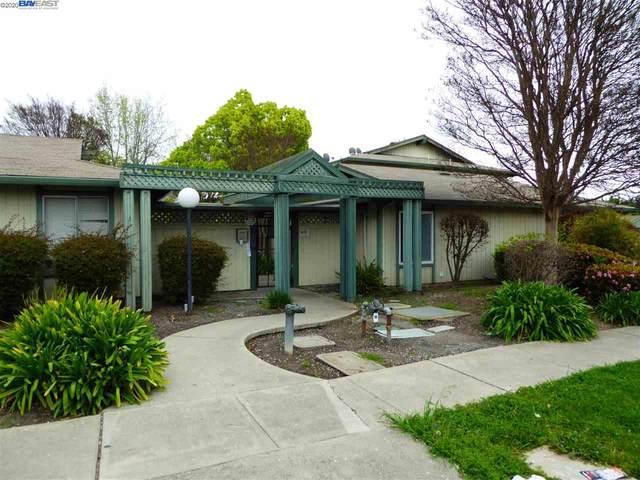 725 Auburn Pl #109, Hayward, CA 94544 (#40900574) :: J. Rockcliff Realtors