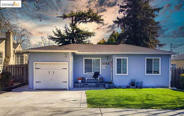 2968 Grant St, Concord, CA 94520 (#40900587) :: The Spouses Selling Houses
