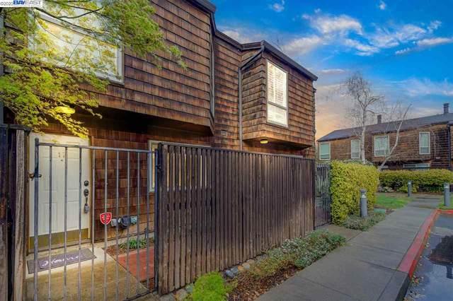 225 Mayhew Way #17, Walnut Creek, CA 94597 (#40900622) :: Realty World Property Network