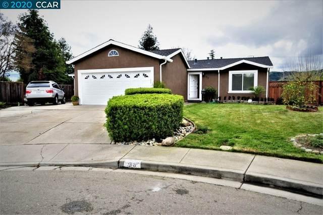 90 Casa Grande Pl, San Ramon, CA 94583 (#40900672) :: Realty World Property Network