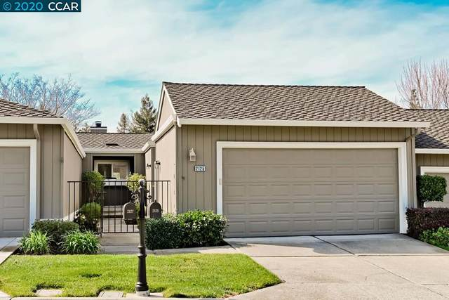 2125 Myrtle Beach Lane, Danville, CA 94526 (#40900718) :: Realty World Property Network