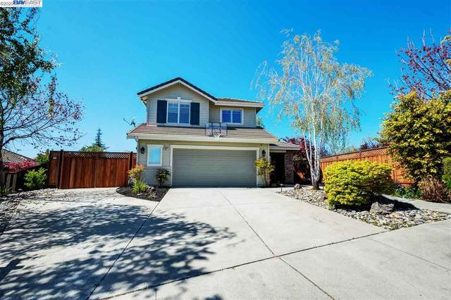 401 Ridgecrest Cir., Livermore, CA 94551 (#40900722) :: RE/MAX Accord (DRE# 01491373)