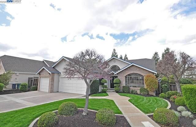 2972 Amoroso Ct, Pleasanton, CA 94566 (#40900735) :: Realty World Property Network