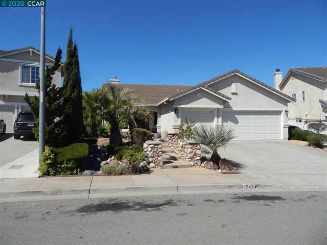 247 Cloverbrook Cir, Pittsburg, CA 94565 (#40900757) :: Blue Line Property Group