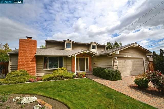 236 Virginia Hills Dr, Martinez, CA 94553 (#40900766) :: Blue Line Property Group