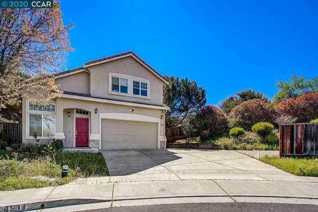 4584 Actriz Pl, Martinez, CA 94553 (#40900792) :: Blue Line Property Group