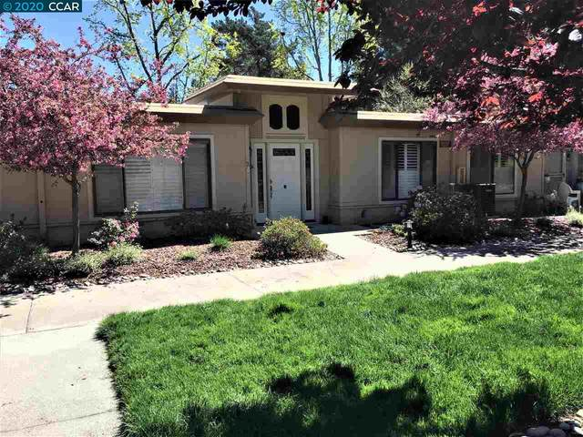 1517 Oakmont Drive #7, Walnut Creek, CA 94595 (#40900831) :: Blue Line Property Group