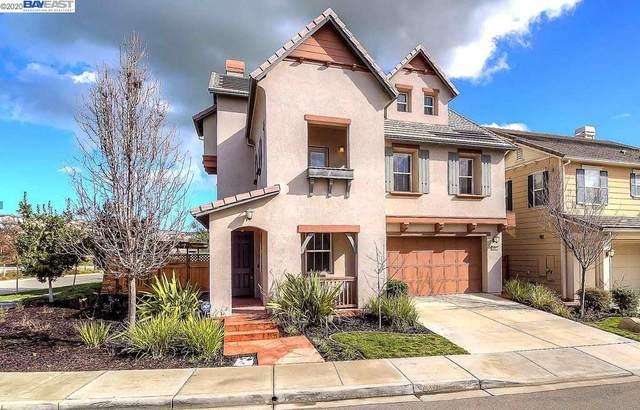 4931 Thorndike Ln, Dublin, CA 94568 (#40900834) :: Armario Venema Homes Real Estate Team