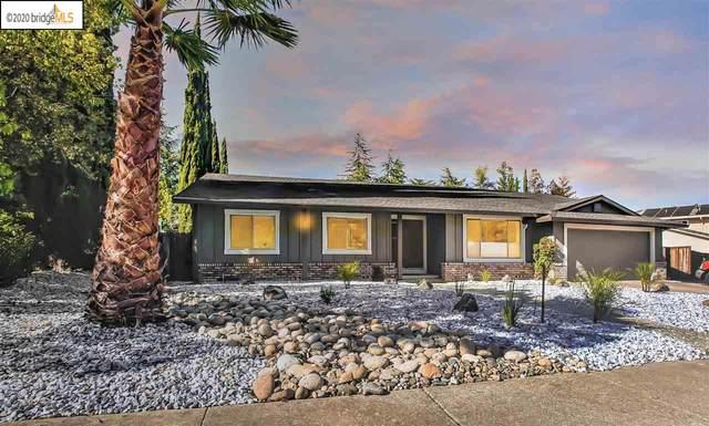 782 Bloching Cir, Clayton, CA 94517 (#40900839) :: Realty World Property Network