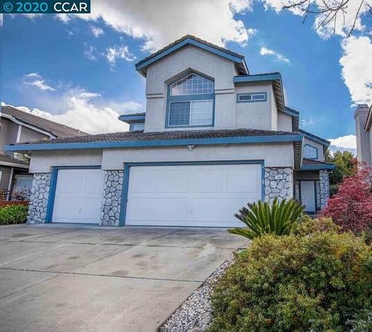 154 Bonaire Ave, Hercules, CA 94547 (#40900841) :: Armario Venema Homes Real Estate Team