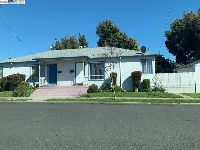 868 30th St, Richmond, CA 94805 (#40900850) :: Realty World Property Network