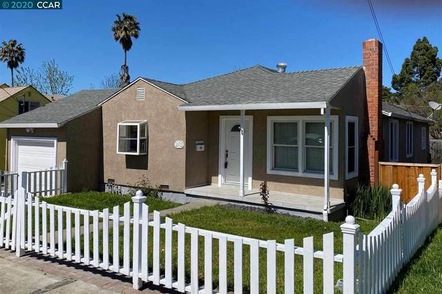 2413 Acacia Dr, Concord, CA 94520 (#40900861) :: Realty World Property Network