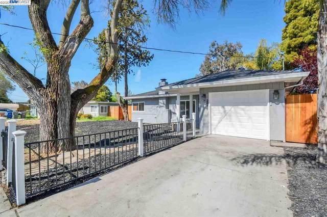 2871 Estates Dr, Concord, CA 94520 (#40900865) :: Blue Line Property Group