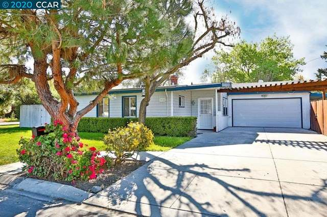 1910 Florence Ln, Concord, CA 94520 (#40900877) :: The Lucas Group