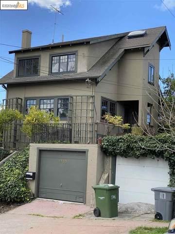 1136 Fresno Ave, Berkeley, CA 94707 (#40900891) :: Armario Venema Homes Real Estate Team