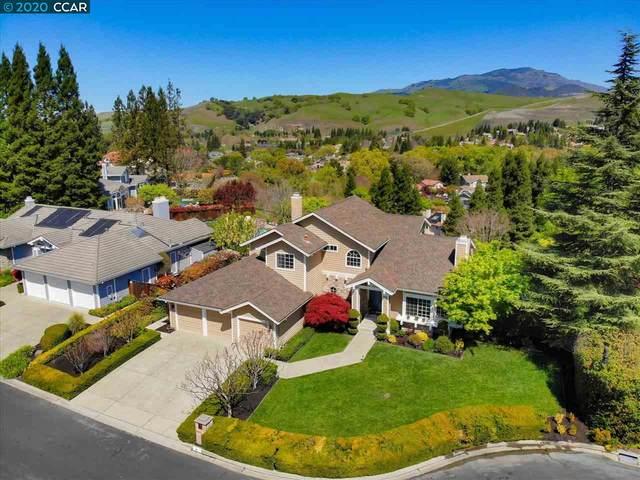 25 Grandview Ct, Danville, CA 94506 (#40900893) :: The Lucas Group