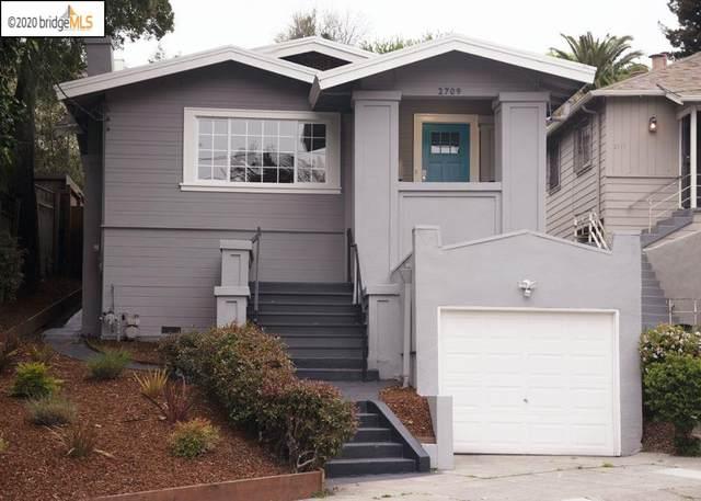 2709 Vallecito Pl, Oakland, CA 94606 (#40900905) :: Armario Venema Homes Real Estate Team