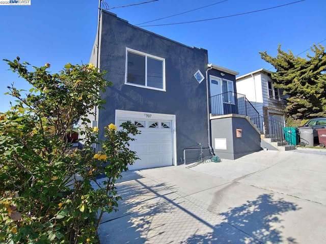 707 Washington Ave, Albany, CA 94706 (#40900907) :: Armario Venema Homes Real Estate Team