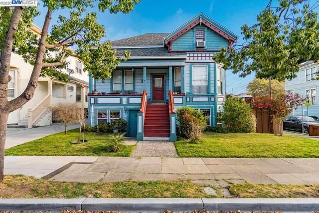 2171 San Antonio Ave, Alameda, CA 94501 (#40900909) :: Armario Venema Homes Real Estate Team