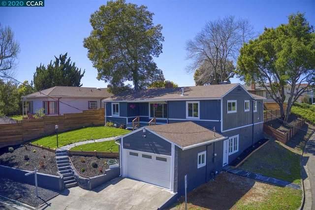 3583 Calandria Ave, Oakland, CA 94605 (#40900910) :: Armario Venema Homes Real Estate Team