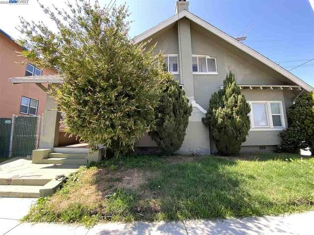 5625 Market St, Oakland, CA 94608 (#40900920) :: Armario Venema Homes Real Estate Team