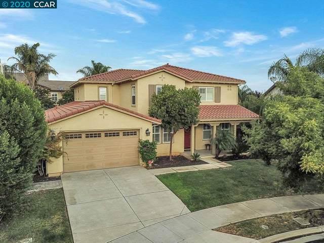 2401 Boulder St, Brentwood, CA 94513 (#40900921) :: Blue Line Property Group