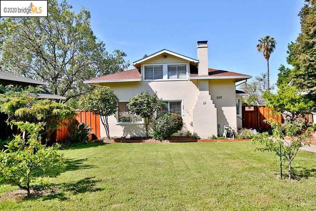 253 Wellington Ave, Concord, CA 94520 (#40900927) :: The Lucas Group