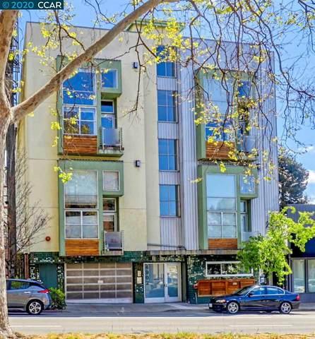 4902 Broadway #104, Oakland, CA 94611 (#40900929) :: Armario Venema Homes Real Estate Team