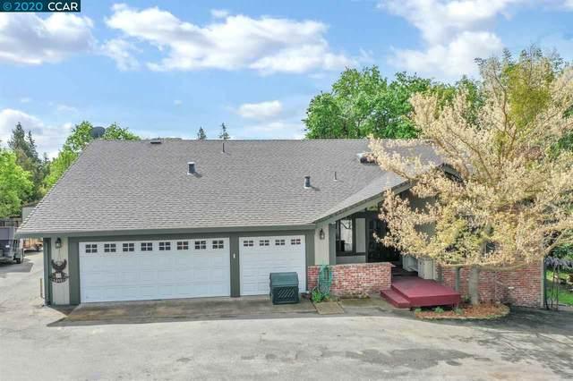 30 Meleean Lane, Martinez, CA 94553 (#40900945) :: Blue Line Property Group