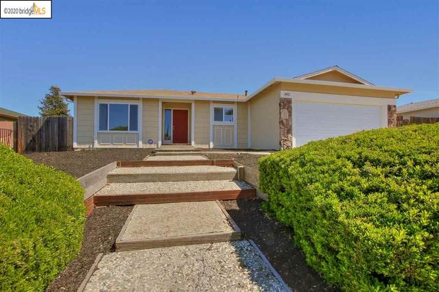 1402 Springhill Dr, Pittsburg, CA 94565 (#40900964) :: Blue Line Property Group