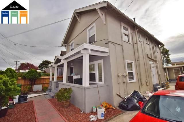 9319 Plymouth, Oakland, CA 94603 (#40900966) :: Armario Venema Homes Real Estate Team