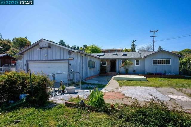 5150 Valley View Rd, El Sobrante, CA 94803 (#40900969) :: Armario Venema Homes Real Estate Team