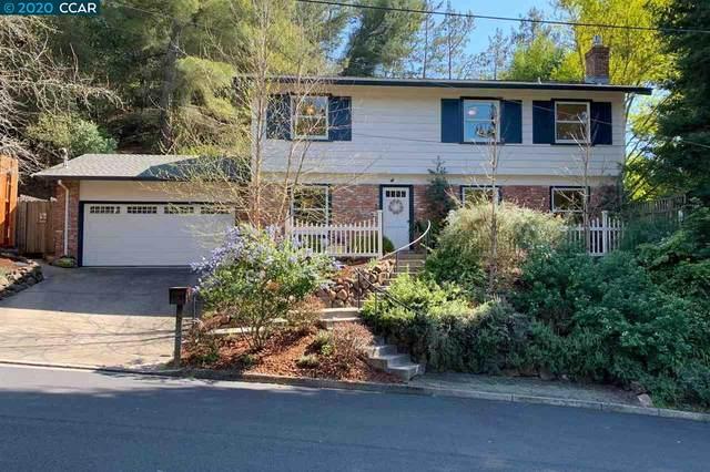 2 Fleetwood Ct, Orinda, CA 94563 (#40900977) :: Armario Venema Homes Real Estate Team
