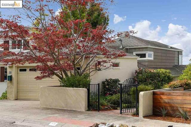 58 Sonia St, Oakland, CA 94618 (#40900994) :: Armario Venema Homes Real Estate Team