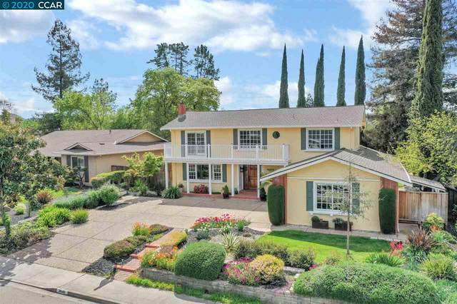 3646 Perada Dr, Walnut Creek, CA 94598 (#40901005) :: Blue Line Property Group