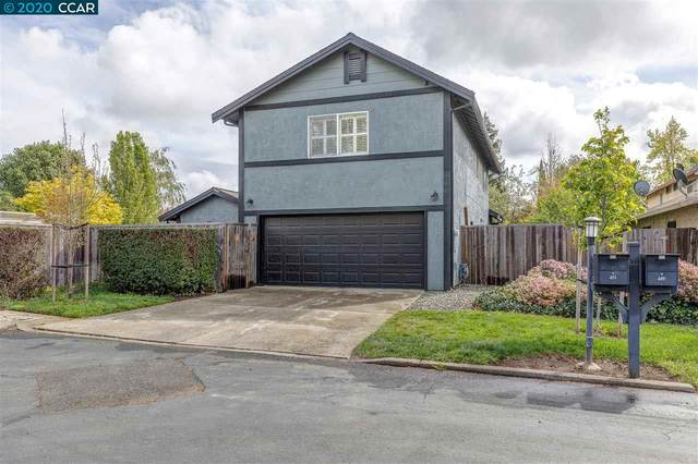 451 Hawthorne Ln, Benicia, CA 94510 (#40901027) :: Armario Venema Homes Real Estate Team